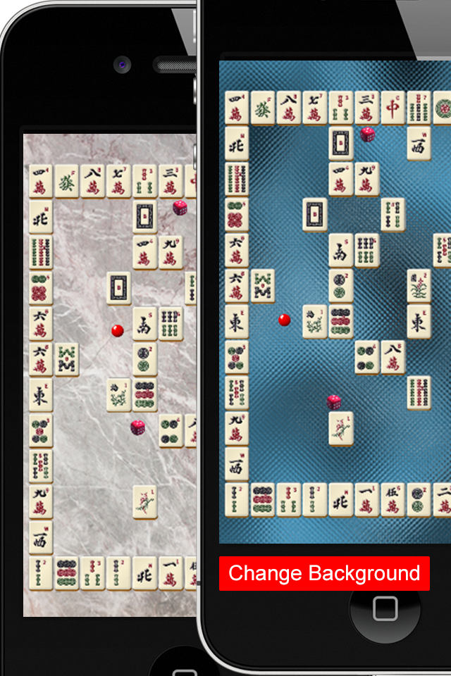 Screenshot Mahjong and Ball Free